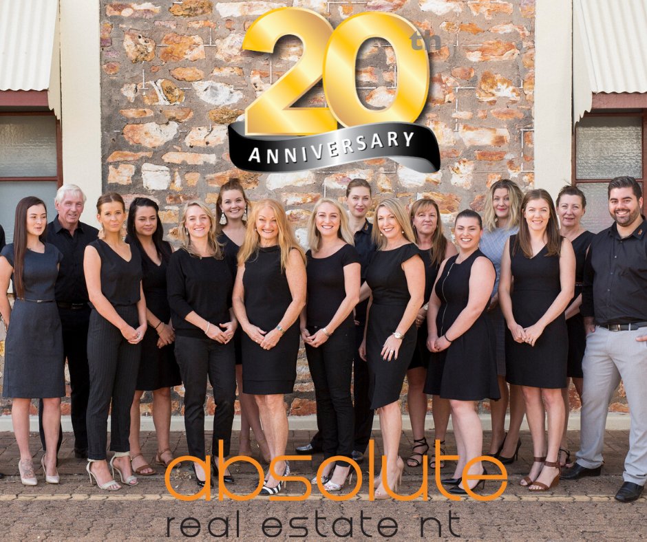 20yr Anniversary Absolute Real Estate NT